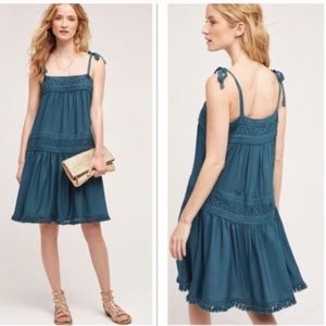 "Anthropologie Floreat ""Senna"" Swing Dress"